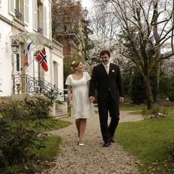 Norwegian weddings